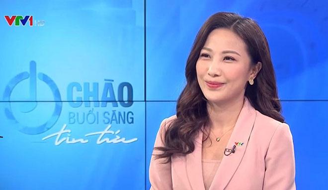 Danh tính nữ BTV xinh đẹp, gây chú ý khi dẫn Chào buổi sáng của VTV - Ảnh 3.