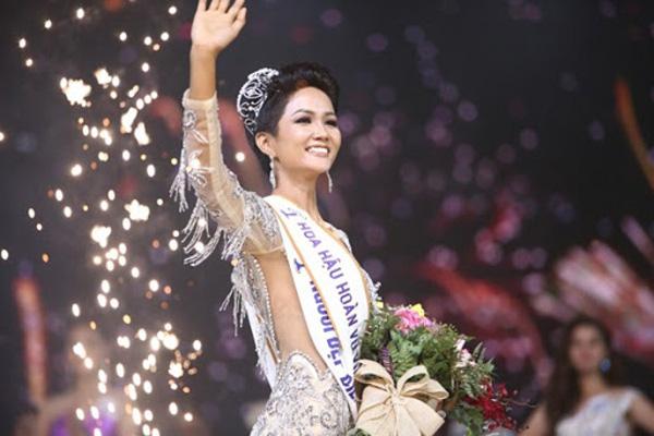 Hhen Niê, Đỗ Thị Hà:  2 Hoa hậu giỏi... làm ruộng được khen ngợi sau khi đăng quang - Ảnh 1.