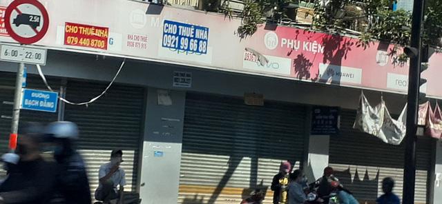 Mặt bằng cho thuê kinh doanh ở trung tâm Tp.HCM vẫn ế khách, tình hình khó lường  - Ảnh 2.