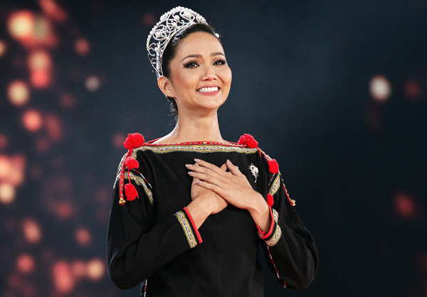 Hhen Niê, Đỗ Thị Hà:  2 Hoa hậu giỏi... làm ruộng được khen ngợi sau khi đăng quang - Ảnh 4.
