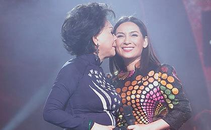 Giao Linh tiết lộ quan hệ giữa Phi Nhung và con riêng của chồng