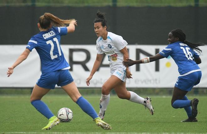 Cầu thủ Việt kiều đang chơi tại Serie A bất ngờ thổ lộ mong muốn khoác áo ĐT Việt Nam - Ảnh 1.