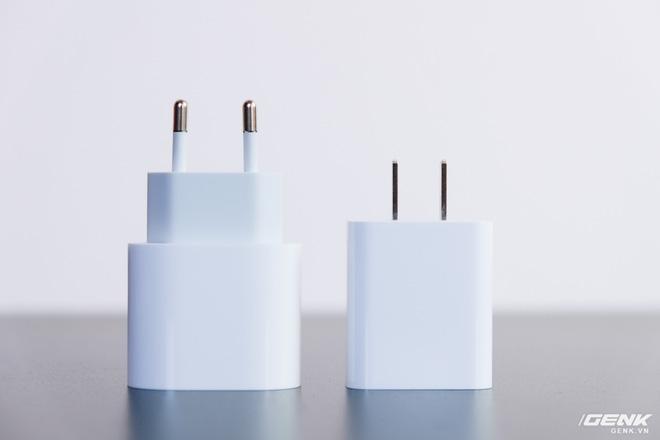 Đánh giá củ sạc Apple 20W đang cháy hàng tại Việt Nam: Giá cao nhưng chẳng có gì nổi trội - Ảnh 6.