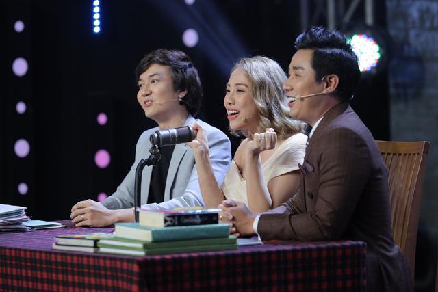 MC Nguyên Khang: Tôi phải cảm ơn anh Lại Văn Sâm và VTV đã cho tôi cơ hội ấy - Ảnh 1.