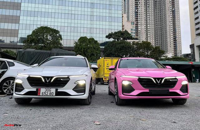 Nữ chủ nhân VinFast Lux A2.0 chi 35 triệu đồng độ nội thất full màu hồng, bầu trời sao độc nhất Việt Nam - Ảnh 9.