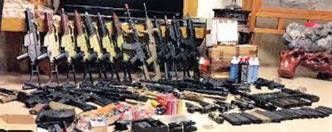 Vụ án buôn bán súng đạn trực tuyến từ Mỹ về Trung Quốc - Ảnh 1.