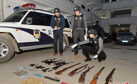 Vụ án buôn bán súng đạn trực tuyến từ Mỹ về Trung Quốc - Ảnh 3.