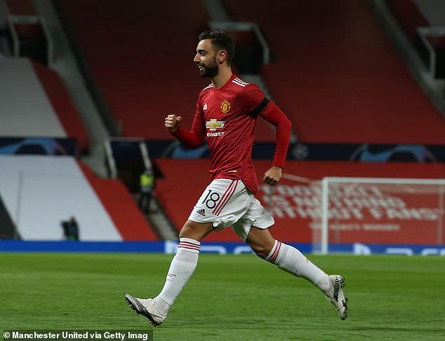 Manchester United sẵn sàng nâng lương cho Bruno Fernandes - Ảnh 1.