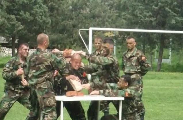 Đại cao thủ đặc nhiệm TQ dùng tuyệt kỹ bí hiểm hạ gục vệ sĩ của tổng thống Macedonia - Ảnh 3.