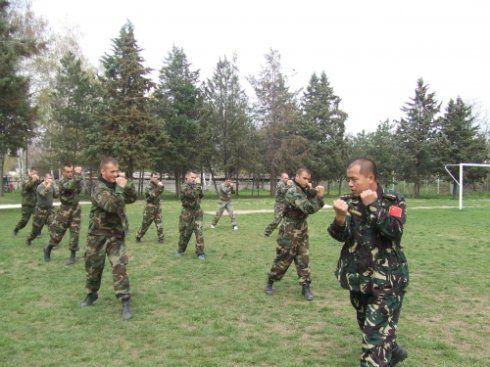 Đại cao thủ đặc nhiệm TQ dùng tuyệt kỹ bí hiểm hạ gục vệ sĩ của tổng thống Macedonia - Ảnh 1.