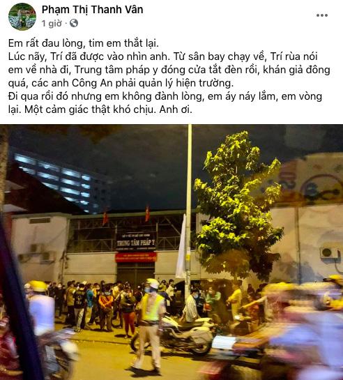 Bức ảnh chụp chung của cố nghệ sĩ Chí Tài và Mai Phương - Ảnh 4.