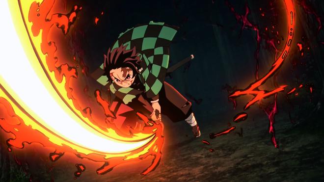 Anh nghệ sĩ chế thanh kiếm Katana với khả năng chém ra lửa như trong các bộ anime Nhật Bản - Ảnh 1.