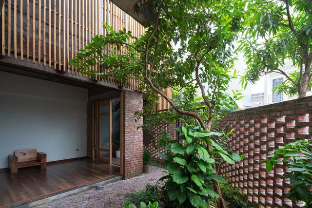 Ngôi nhà có cấu trúc mở ngập tràn ánh sáng tự nhiên - Ảnh 4.