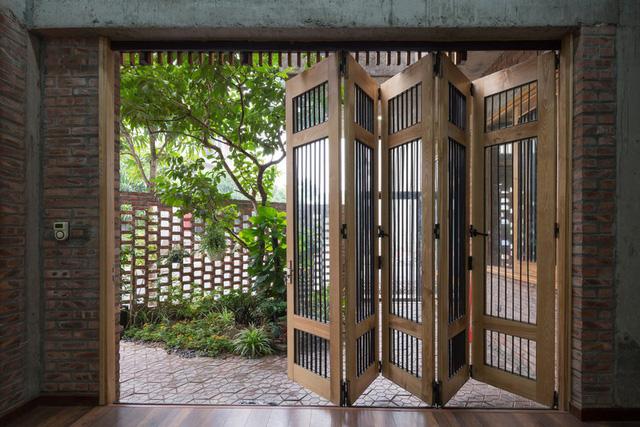 Ngôi nhà có cấu trúc mở ngập tràn ánh sáng tự nhiên - Ảnh 6.