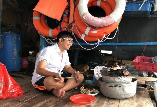 Nuôi cá lồng bè ở Nam Du, thu hàng trăm triệu mỗi năm - Ảnh 9.