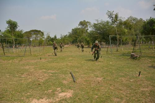 Chiến trường K: Địch bị bất ngờ và hoảng loạn - Trận đánh nghẹt thở tại phum Kh'Tuol - Ảnh 2.
