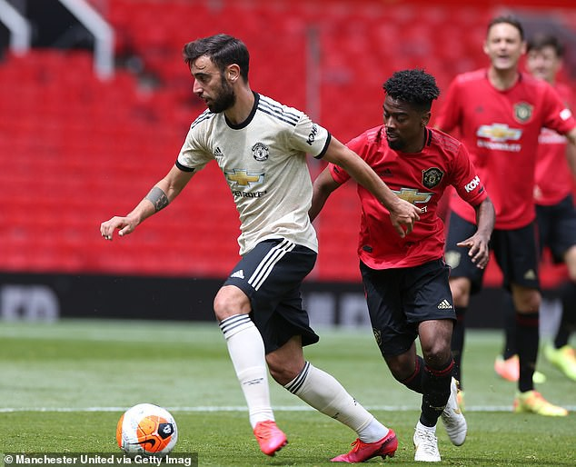 Luke Shaw khoe lập cú đúp trong trận hòa 4-4 của MU ở Old Trafford - Ảnh 3.