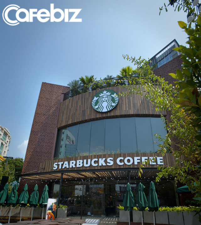 Mở 64 cửa hàng sau 7 năm, Tổng Giám Đốc Starbucks Việt Nam nói gì về con số khiêm tốn này? - Ảnh 1.
