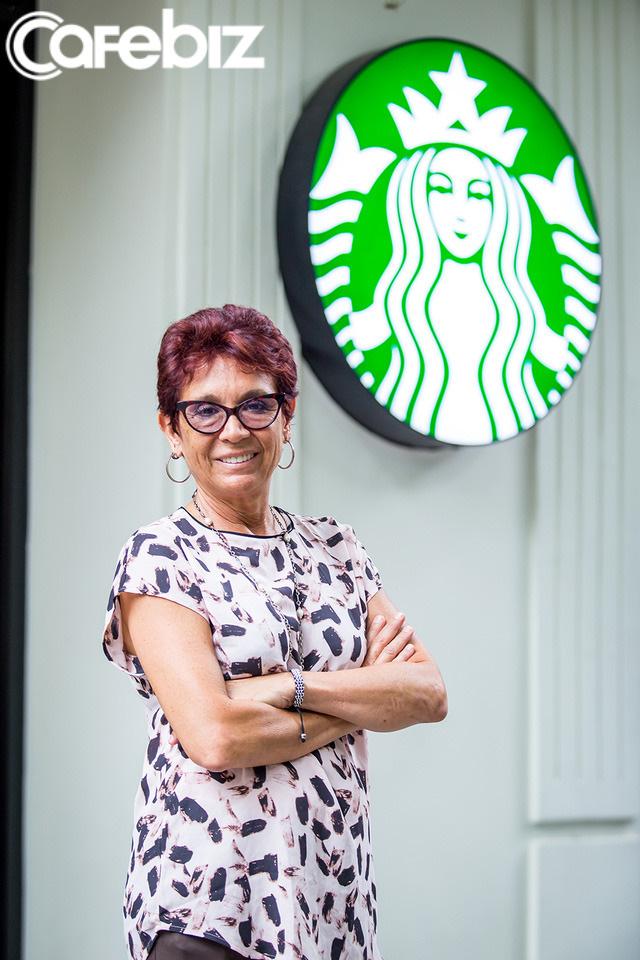 Mở 64 cửa hàng sau 7 năm, Tổng Giám Đốc Starbucks Việt Nam nói gì về con số khiêm tốn này? - Ảnh 2.