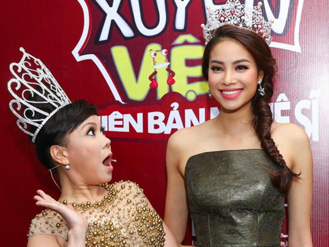 Nữ danh hài bị dìm hàng nhiều nhất showbiz Việt - Ảnh 7.