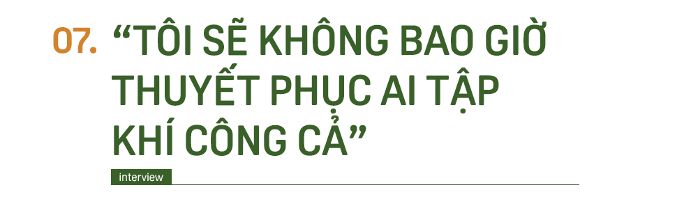 Chưởng môn Khí công Himalaya VN: Một phần không nhỏ đàn ông Việt hùng hục kiếm tiền, nhậu nhẹt vô độ để mua chỗ trên… giường bệnh - Ảnh 21.