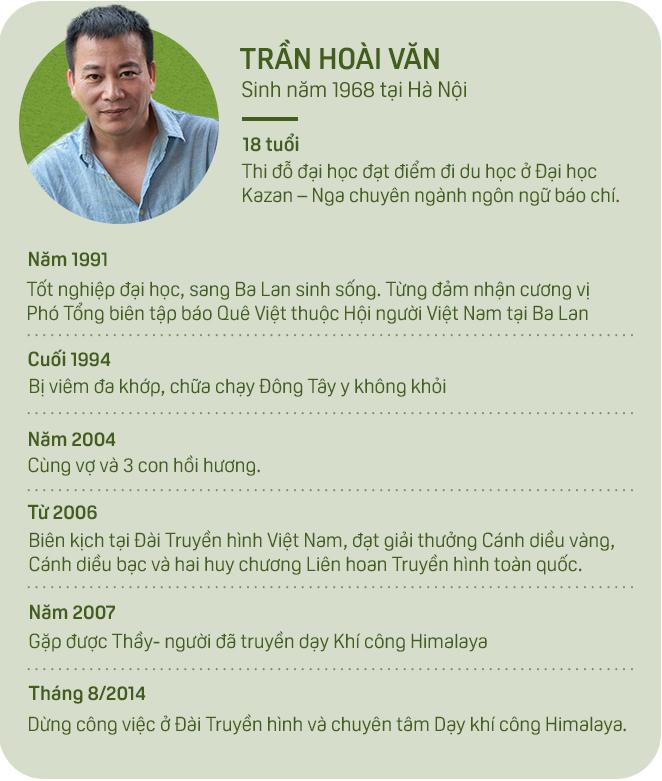 Chưởng môn Khí công Himalaya VN: Một phần không nhỏ đàn ông Việt hùng hục kiếm tiền, nhậu nhẹt vô độ để mua chỗ trên… giường bệnh - Ảnh 10.