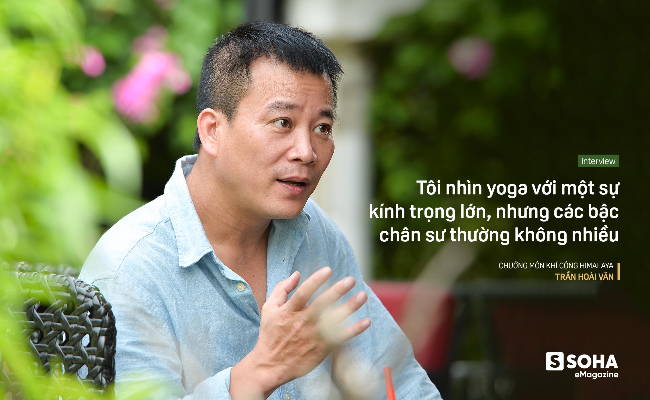 Chưởng môn Khí công Himalaya VN: Một phần không nhỏ đàn ông Việt hùng hục kiếm tiền, nhậu nhẹt vô độ để mua chỗ trên… giường bệnh - Ảnh 23.