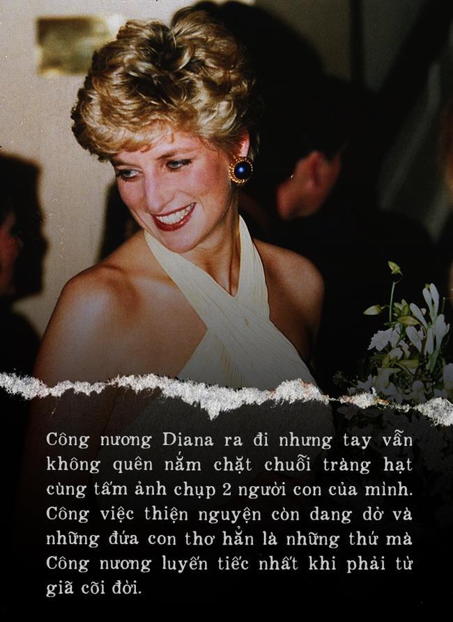 Điều ít biết về hai món đồ Công nương Diana nắm chặt trong tay sau khi trút hơi thở cuối cùng khiến nhiều người xúc động - Ảnh 3.