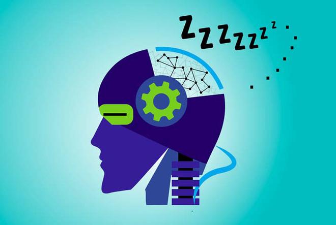 Lạ chưa, AI cũng cần ngủ? - Ảnh 1.
