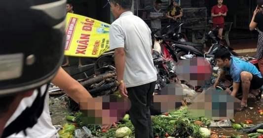 Tai nạn kinh hoàng khi xe tải lao vào chợ ở Đắk Nông: Thêm hai nạn nhân không qua khỏi - Ảnh 1.