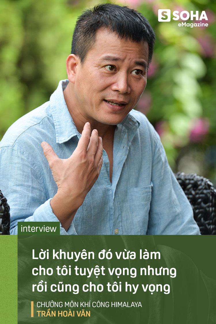 Chưởng môn Khí công Himalaya VN: Một phần không nhỏ đàn ông Việt hùng hục kiếm tiền, nhậu nhẹt vô độ để mua chỗ trên… giường bệnh - Ảnh 2.