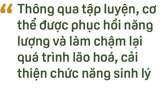 Chưởng môn Khí công Himalaya VN: Một phần không nhỏ đàn ông Việt hùng hục kiếm tiền, nhậu nhẹt vô độ để mua chỗ trên… giường bệnh - Ảnh 9.