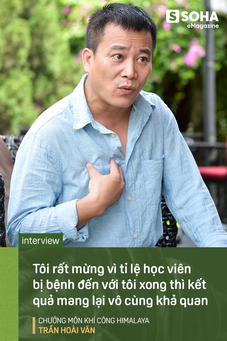 Chưởng môn Khí công Himalaya VN: Một phần không nhỏ đàn ông Việt hùng hục kiếm tiền, nhậu nhẹt vô độ để mua chỗ trên… giường bệnh - Ảnh 18.
