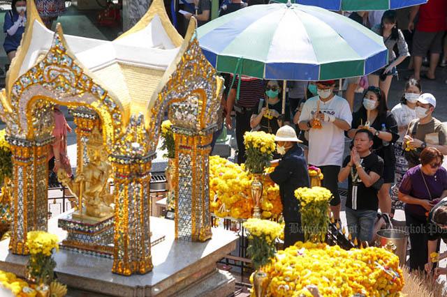 """Thái Lan kích cầu nội địa để """"hồi sinh"""" ngành du lịch - Ảnh 1."""