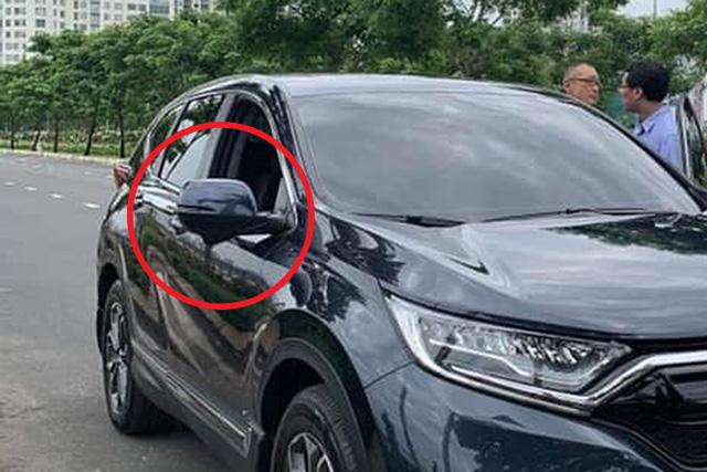 Honda CR-V bản lắp ráp 2020 đầu tiên lăn bánh ra đường tại Việt Nam, tiết lộ tính năng an toàn mới - Ảnh 3.