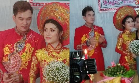 Đi hát xuống nắm tay fan và duyên vợ chồng định mệnh của Lâm Chấn Huy với vợ kém 13 tuổi - Ảnh 6.