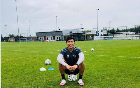 Quyết ở lại châu Âu, Đoàn Văn Hậu nhắc khéo Heerenveen và Hà Nội FC - Ảnh 1.