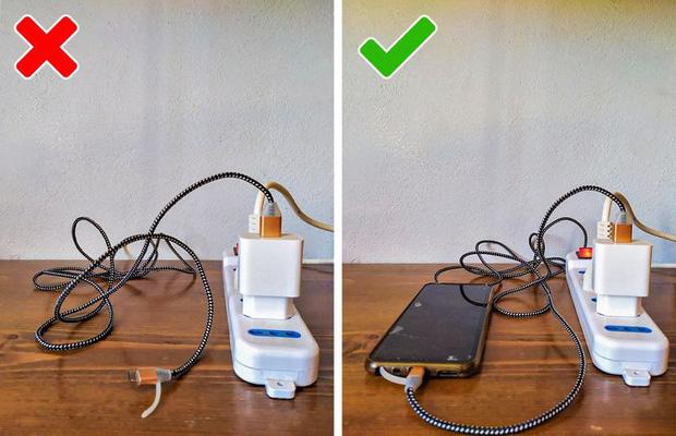 10 trường hợp sạc pin sai cách khiến pin các thiết bị của bạn chai đi một cách nhanh chóng - Ảnh 1.