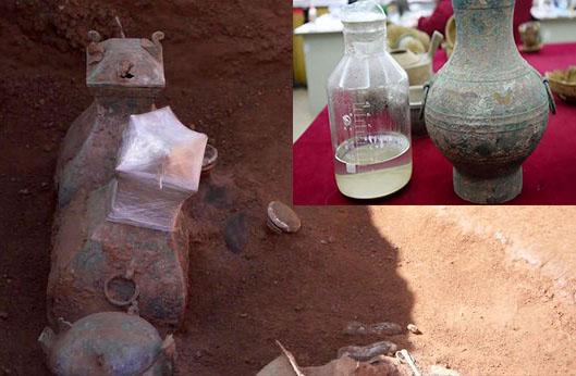 Bí ẩn bên trong ngôi mộ cổ 2000 năm chứa thuốc trường sinh - Ảnh 1.