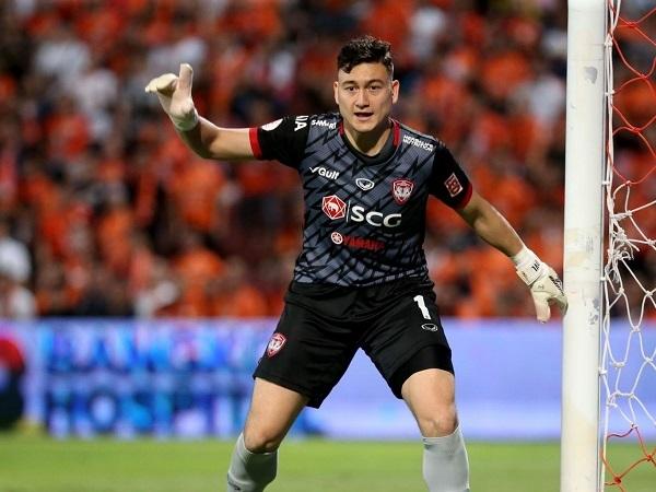 Người Thái quyết không nhượng bộ, HLV Park Hang-seo sẽ mất Đặng Văn Lâm tại AFF Cup - Ảnh 1.