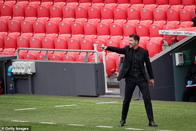 Athletic Bilbao 1-1 Atletico Madrid: Chia điểm tiếc nuối - Ảnh 3.