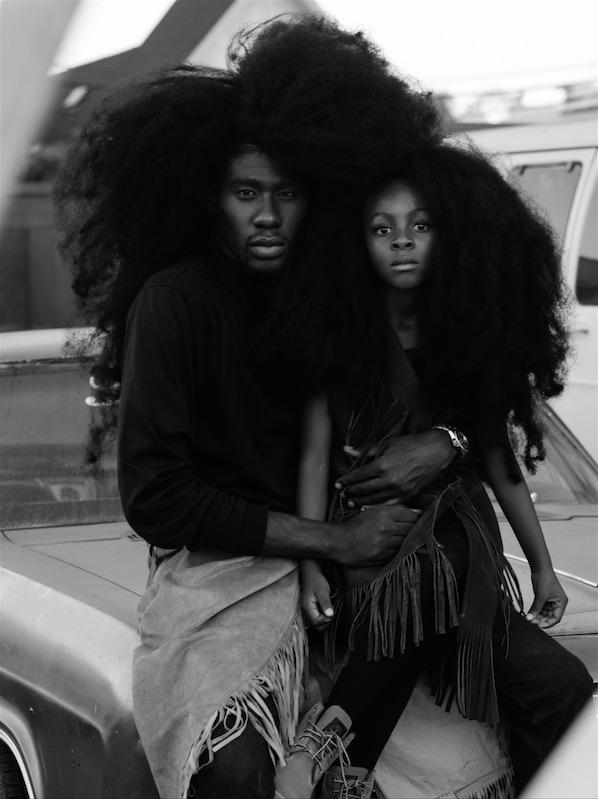 2 bố con sở hữu kiểu tóc xù bông bá đạo nhất thế giới khiến ai nhìn cũng trầm trồ và còn ghi tên vào kỉ lục Guinness - Ảnh 5.