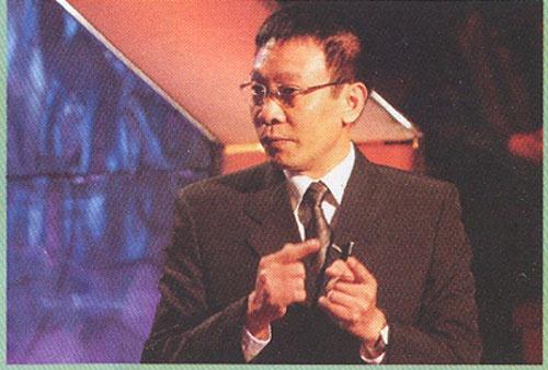 Hình ảnh ngố tàu thuở mới vào nghề của Tạ Bích Loan, Lại Văn Sâm và những MC đình đám - Ảnh 1.