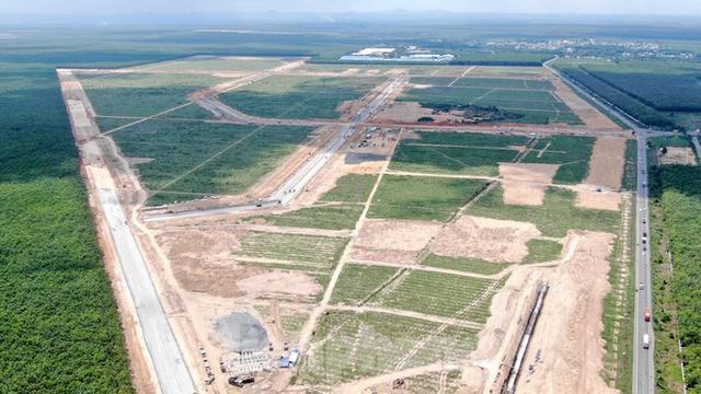 Cận cảnh khu tái định cư sân bay Long Thành rộng 280 ha - Ảnh 1.