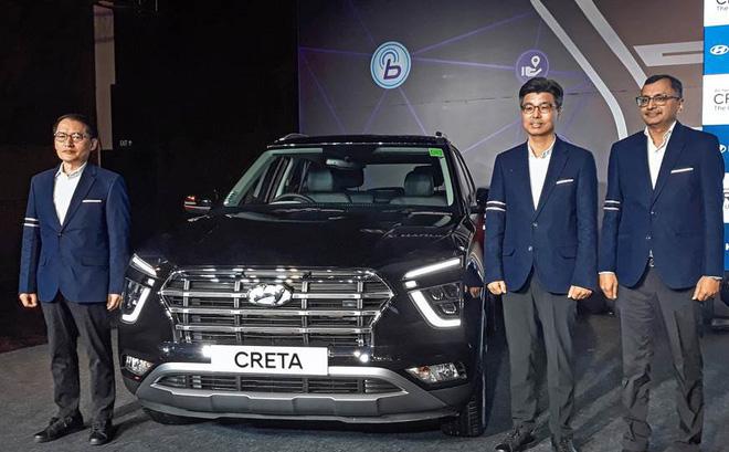 Doanh số khủng của chiếc Hyundai Creta giá 300 triệu đồng - Ảnh 1.