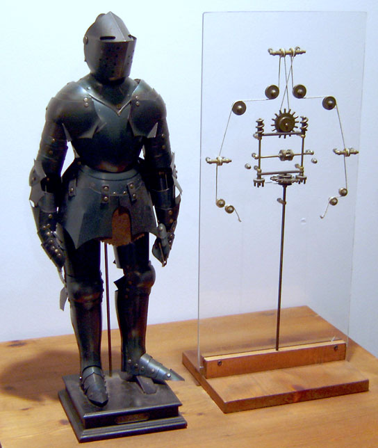 Những phát minh thể hiện trí tuệ siêu phàm của Leonardo da Vinci - Ảnh 5.
