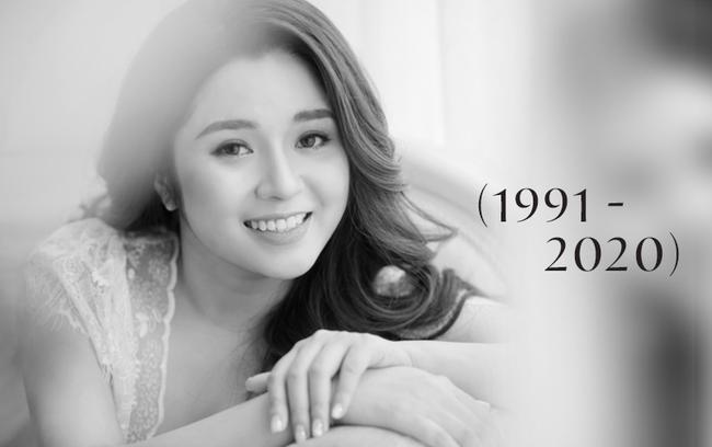 Những hình ảnh đầu tiên trong tang lễ của nữ MC Diệu Linh, người mẹ liên tục khóc vì sự ra đi của cô con gái còn quá trẻ - Ảnh 6.