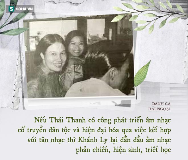 Danh ca Khánh Ly: Dưới 1 người trên vạn người, khiến nhạc sĩ Phạm Duy phải thốt ra câu này - Ảnh 5.