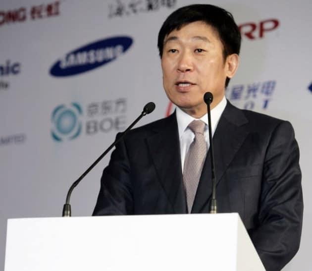 Cựu CEO Samsung nhảy việc qua công ty đối thủ, tuyên bố lý do: Vì tình bạn - Ảnh 1.