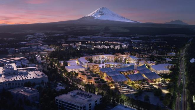 Dự án thành phố tương lai của ông lớn công nghệ Tencent: Rộng 2 km vuông, không bóng ô tô, tận dụng phương tiện tự hành - Ảnh 4.